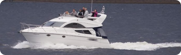 SeaSmart Marine | Speedboat