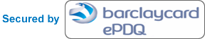 secured by BarclayCard ePDQ